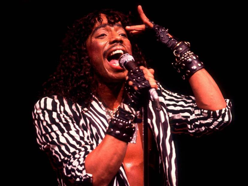 Rick James Estate Reportedly Sued For An Alleged 1979 Rape Of A Minor