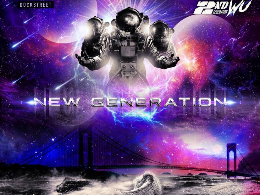 2nd Generation Wu Returns With 2nd Single 'New Generation'