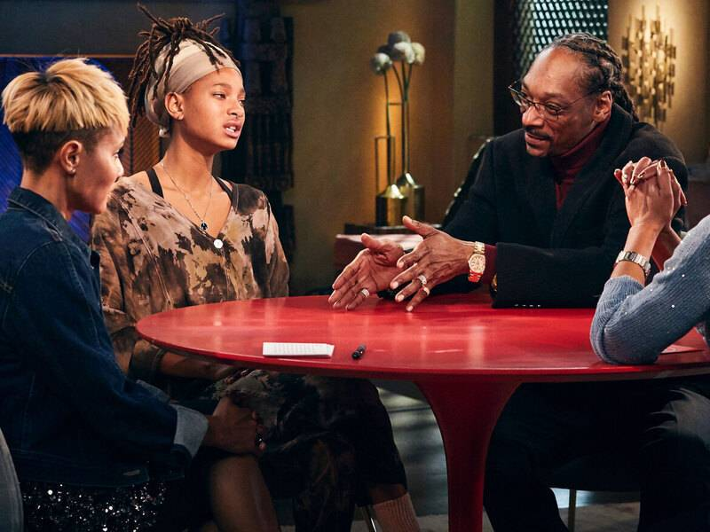 """Jada Pinkett Smith Addresses Snoop Dogg's Gayle King Rant In 'Red Table Talk"""" preview"""