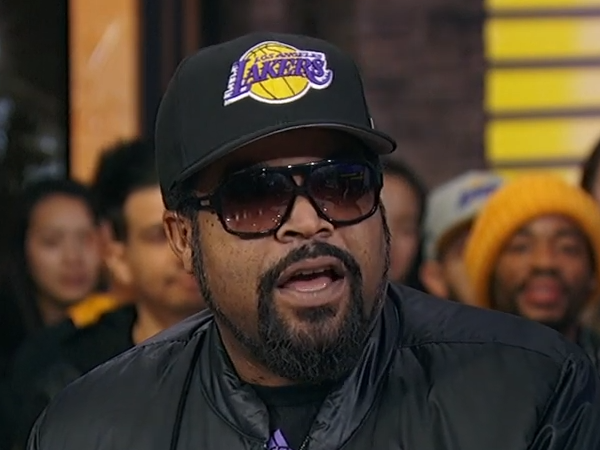 Ice cube: 'If God Made A Basketball Player ... it would be Kobe Bryant'