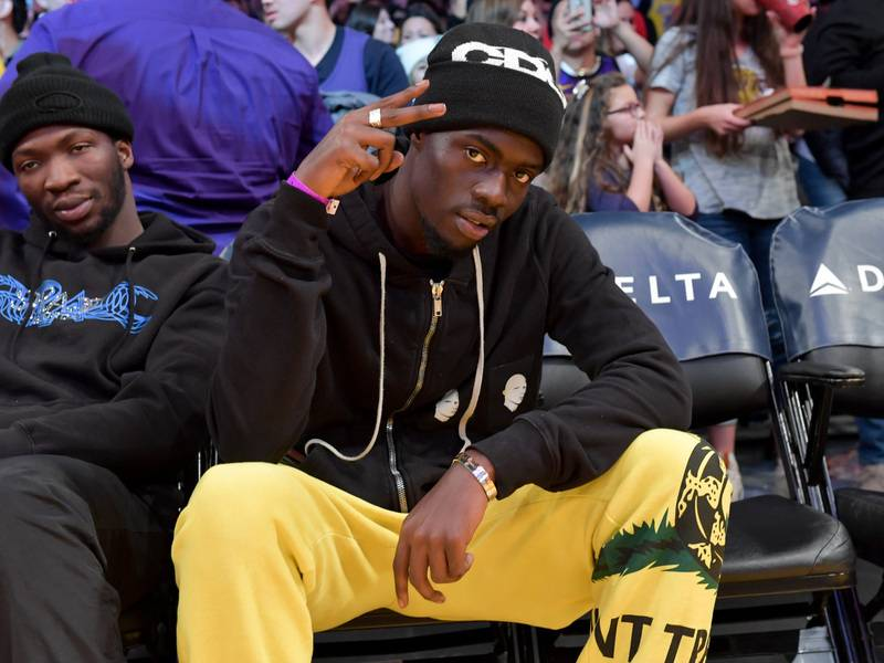 Sheck Wes Shares An Alleged Klay Thompson Horror Story