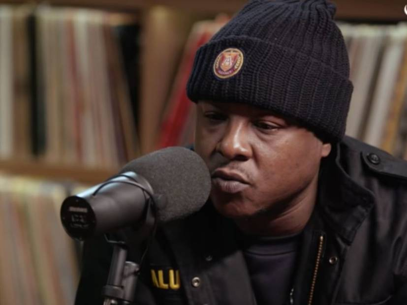 Jadakiss Reveals Styles P Dissed JAY-Z On His Own Song