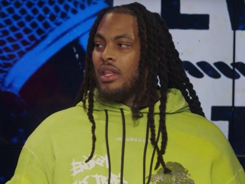 Waka Flocka Flame Says He Always Knew He Was 'A Wack Rapper'