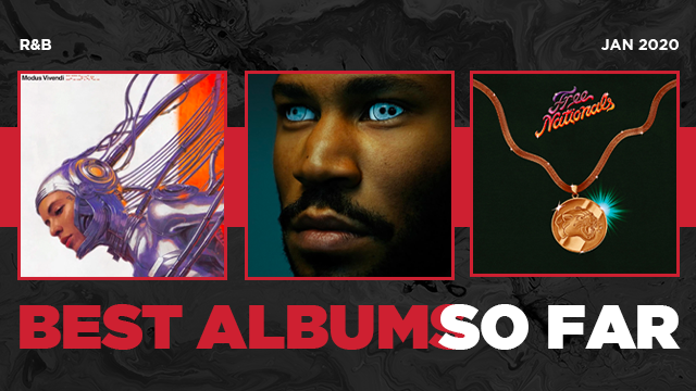 The Best R&B Albums Of January 2020