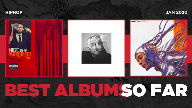 The Best Hip Hop Albums Of January 2020