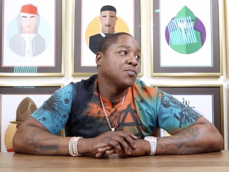 #DXCLUSIVE: Jadakiss Recalls Difficult of 50 cents To $1-million Pay-Per-View Rap Battle