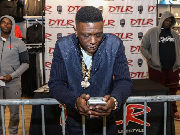 Boosie Badazz Gets Trounced On Twitter Over Zaya Wade Comments