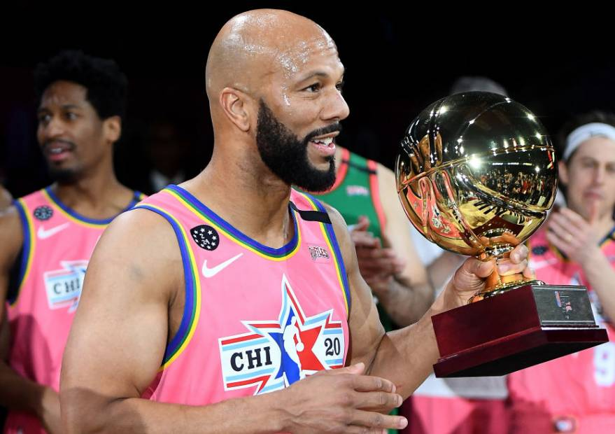 Common Wins 2020 NBA All-Star Celebrity Game MVP