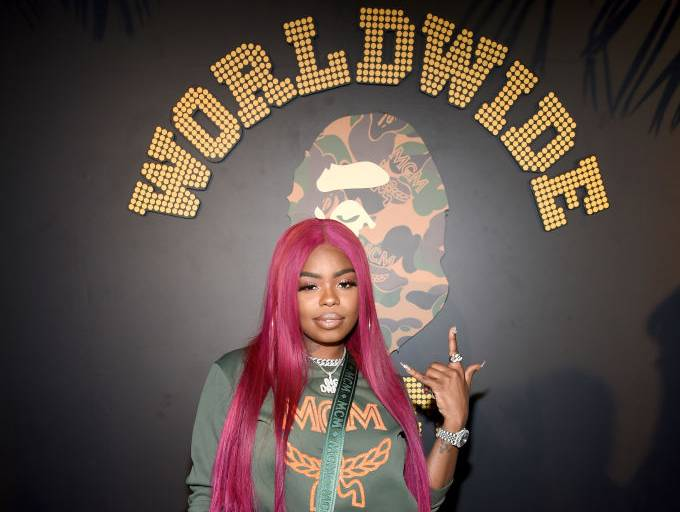 Interview: Dreezy Is Ready To Drop 'Hardest Female Rap Album Ever'