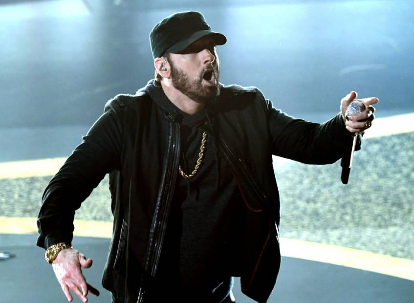 Eminem #GodzillaChallenge Carried Out Rappity Rap Fans around the World