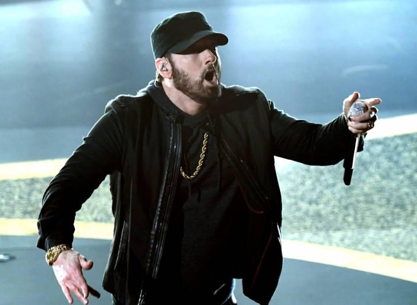 Eminem's #GodzillaChallenge Brings Out Rappity Rap Fans Worldwide