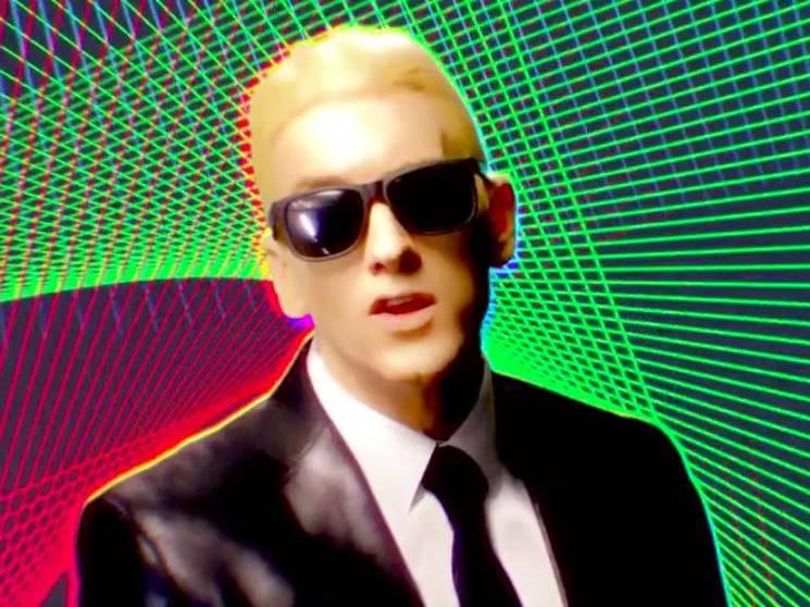 Eminem's 'Rap God' Hits 1 Billion YouTube Views