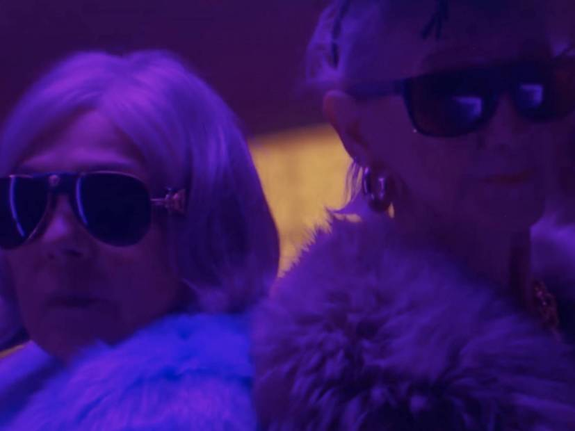 French Montana & Juicy J Inspire A Wild Senior Night In '50 and 100' Video