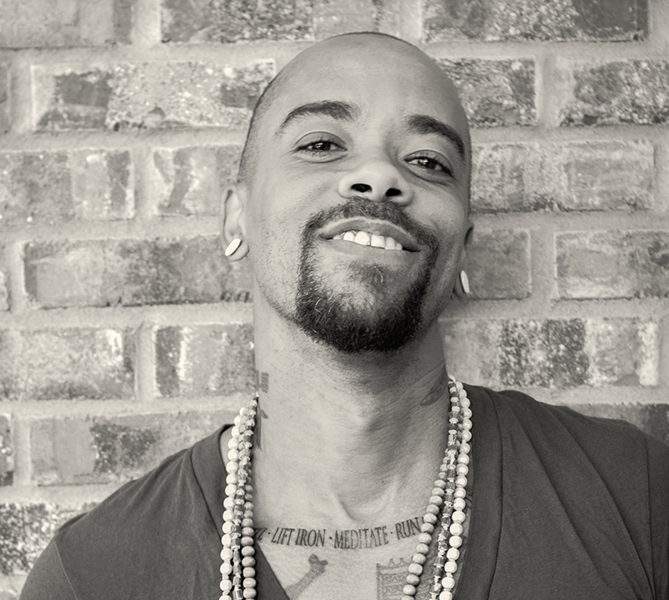 "stic of dead prez Drops His 2nd Physical Fitness Album ""Workout II"""