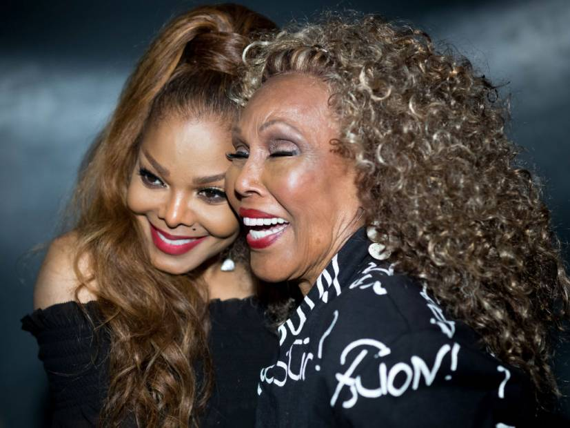 Janet Jackson Remembers Her 'Good Times' Co-Star Ja'Net DuBois