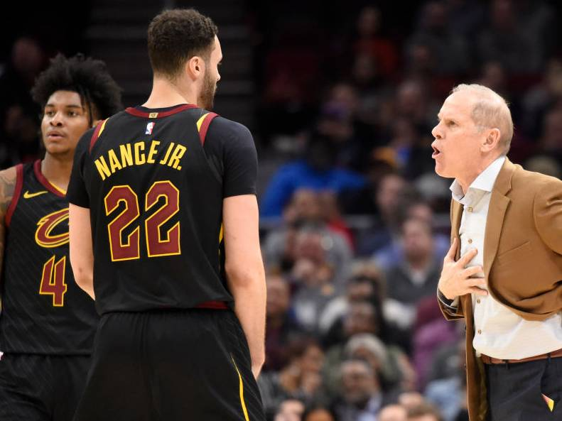 Cleveland Cavaliers Players Trolled Almost-Fired Coach With Rap Songs After He Called Them 'Thugs'