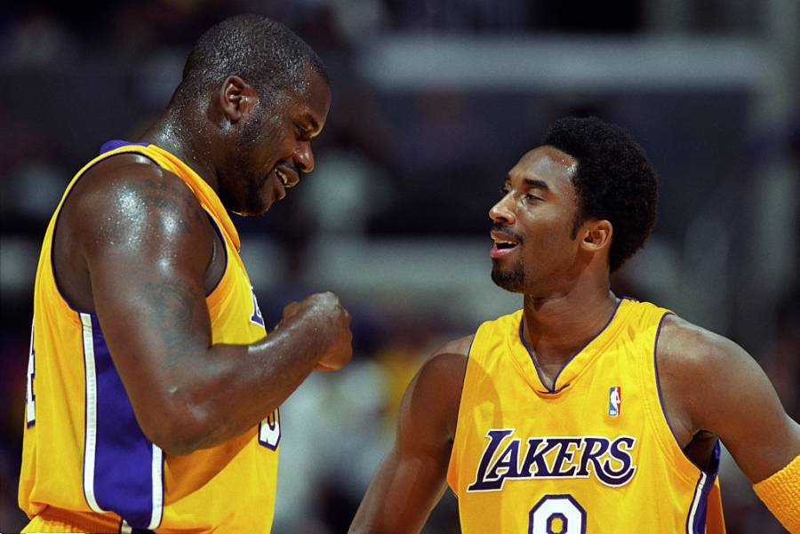Shaquille O'neal Drops Of Kobe Bryant Tribute Freestyle