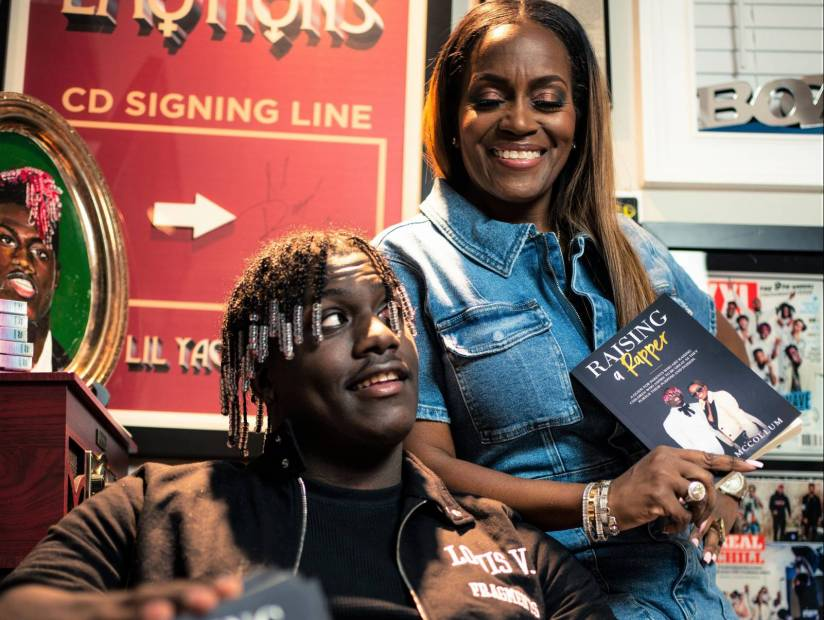 Lil Yachty's Mom Drops Debut Book 'Raising A Rapper'