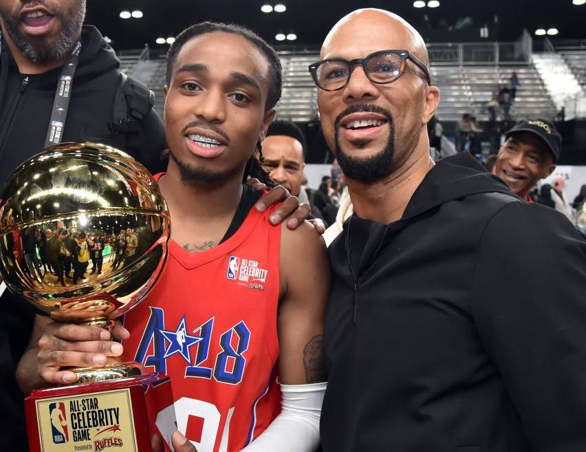 Chance The Rapper, Quavo, Common, Jidenna & More To Play In the 2020 NBA Celebrity All-Star Game