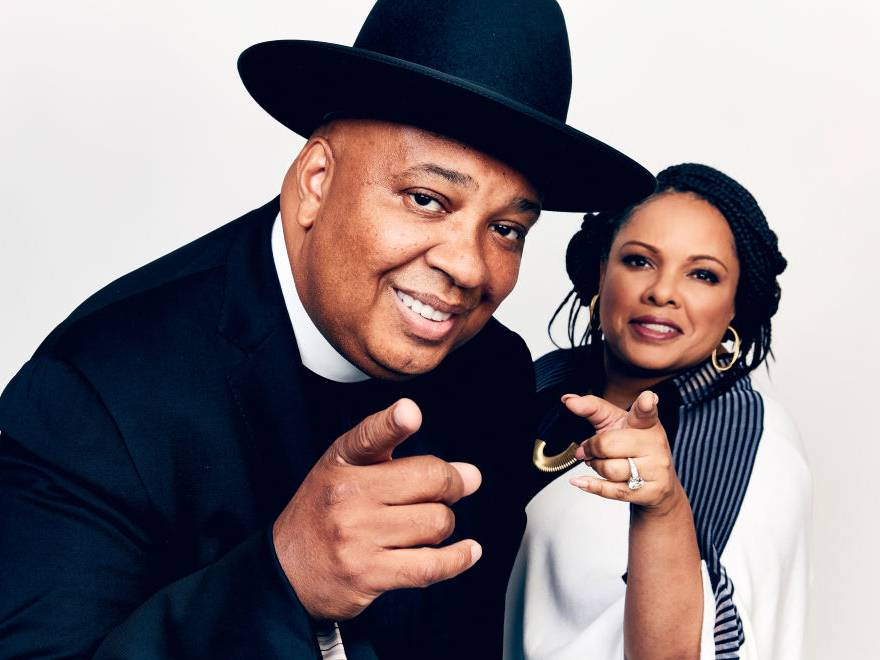 Interview: Rev. Run & Justine Simmons Talk Marriage Power & Why Divorce Is Never An Option