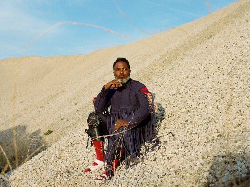 "Shabazz Palaces Announce ""The Gift Of the Diamond Dreams' Album With the 1st Single"