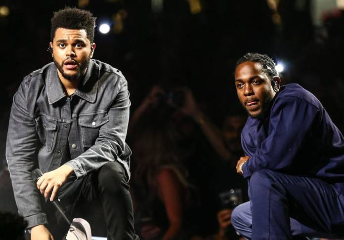 Kendrick Lamar & The Weeknd Sued For Allegedly Jacking 'Pray For Me' From Rock Band