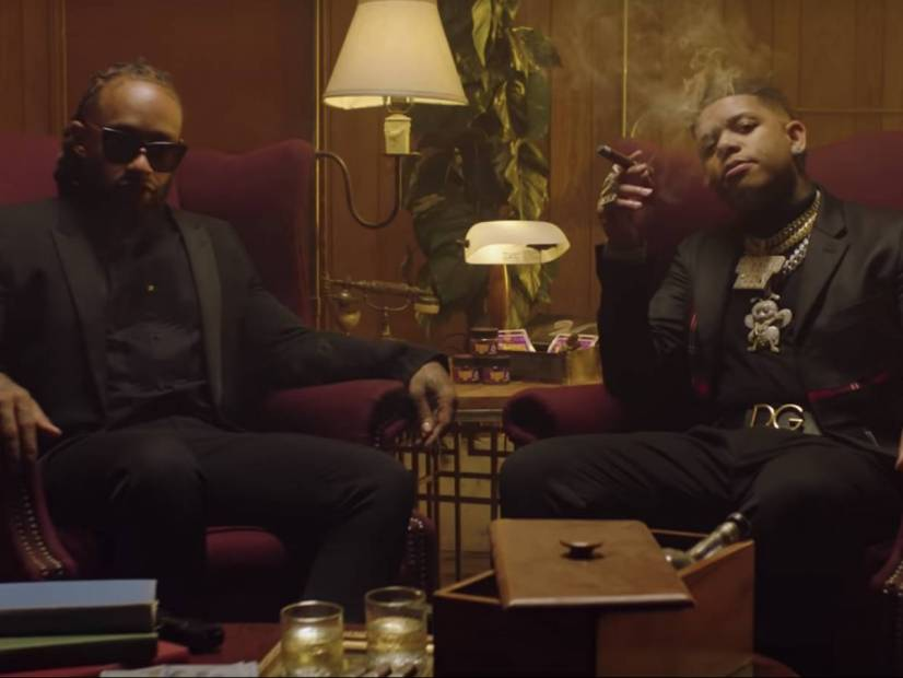 Yella Beezy & Ty Dolla $ign Gran Apuesta del Banco En 'Ay Ya Ya Ya' Video