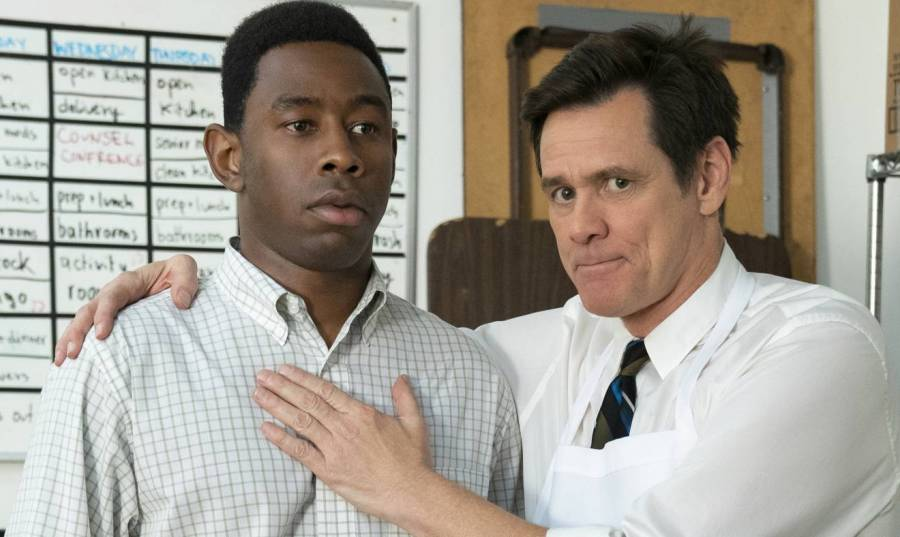 Tyler, The Creator To Appear In Jim Carrey's Showtime Comedy 'KIDDING'