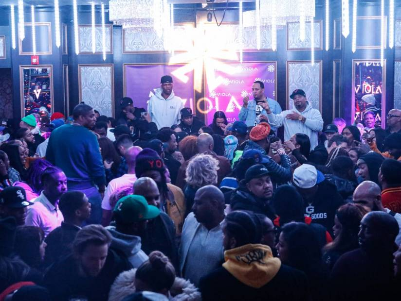 Freddie Gibbs, Jadakiss, 2 Chainz & More Hit Al Harrington & Viola's AfterDark Experience