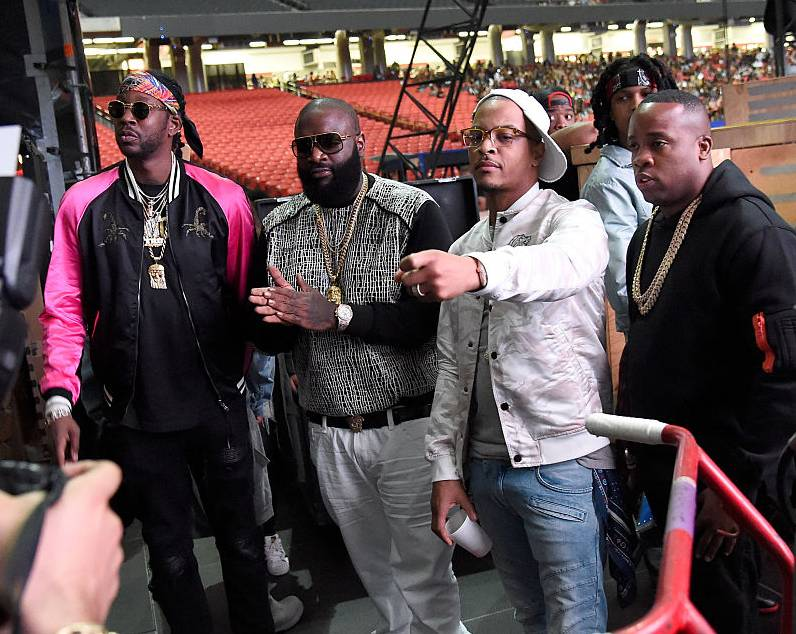 T. I., Rick Ross, Jeezy, 2 Chainz, Lil Kim And More Title Feed The Streetz Of Life Of The Legendz' Edition Tour