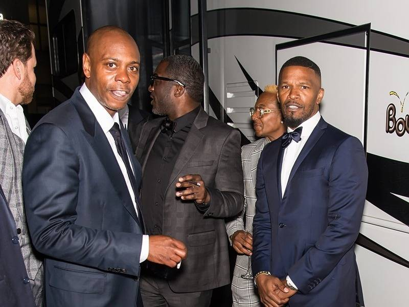 Dave Chappelle, Jamie Foxx, Kevin Hart, Martin Lawrence & More Headline Netflix's 1st Comedy Festival