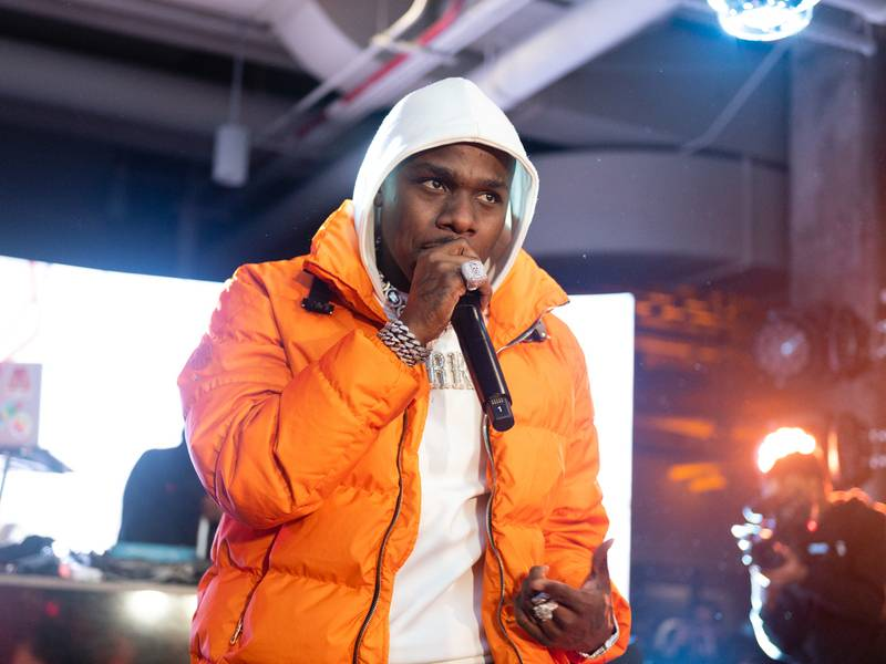 DaBaby Has Miami Battery Charge Dropped