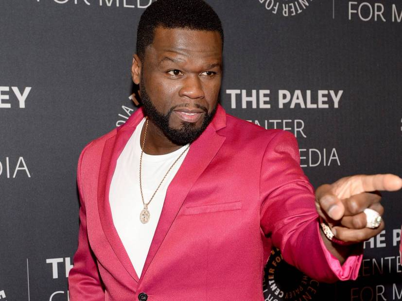 50 Cent Calls For Street Artist's Ass To Be Whooped After Mike Tyson Mural