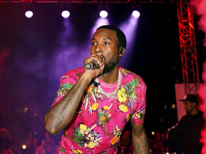Meek Mill Bails On Performance At UMass Blarney Blowout Event