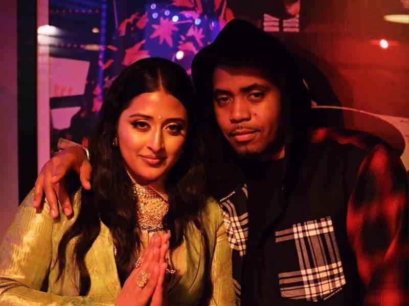 Nas & Mass Appeal India Sign Raja Kumari