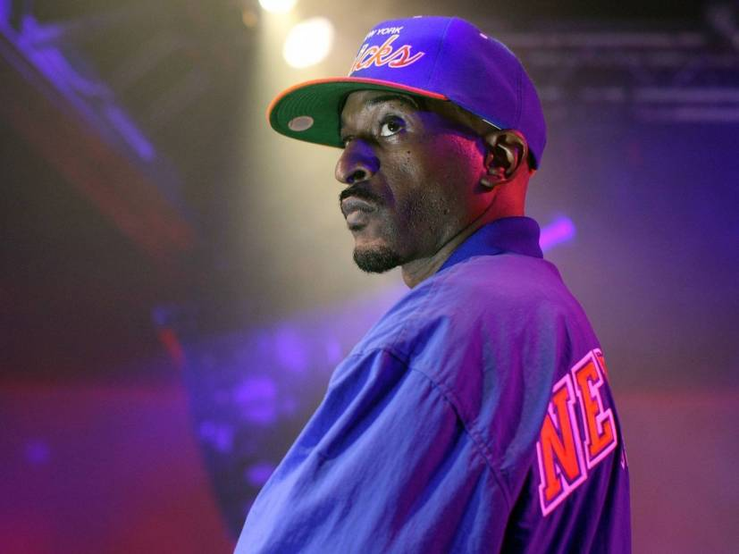 Rakim Had NFL Dreams — & Then Eric B. Knocked On His Door