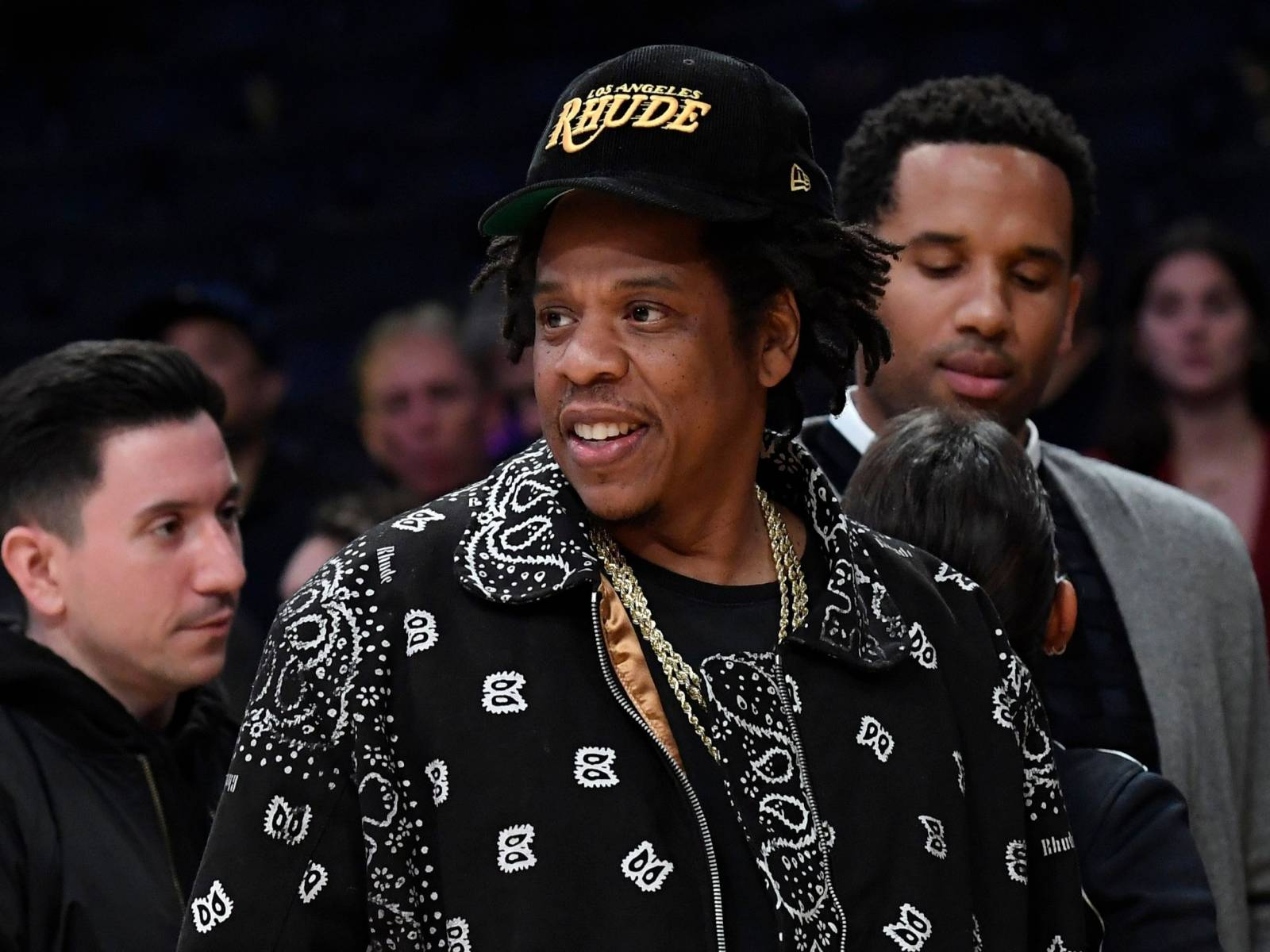 JAY-Z Drops Previously Unreleased 'Holy Grail' Demo Featuring The-Dream