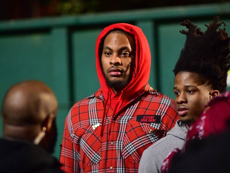 Waka Flocka Flame Criticizes Flip The Switch Challenge: 'Never Will I Act Or Dress Like A Female'