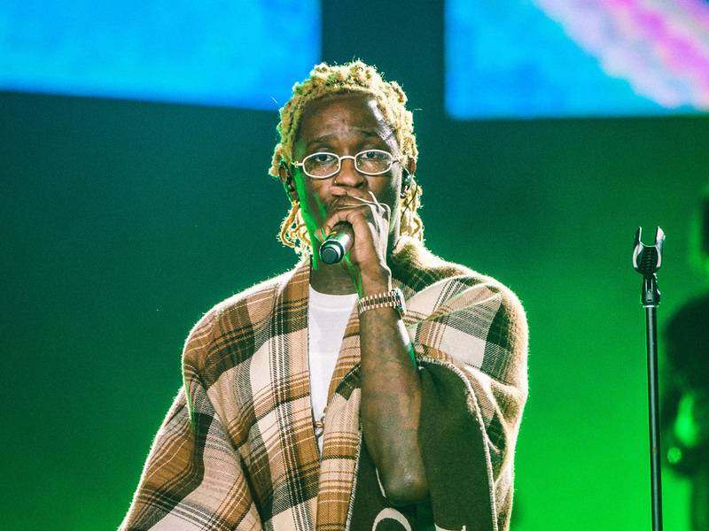 Young Thug Thinks The Bible Predicted COVID-19