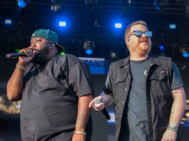 """Run The Jewels Of The New Version Of The Song 'Yankee & The Brave"""""""