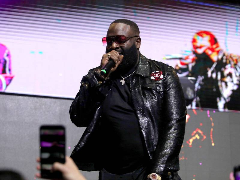 Rick Ross Urges People To Stay Away From The Coronavirus 'Fungus'