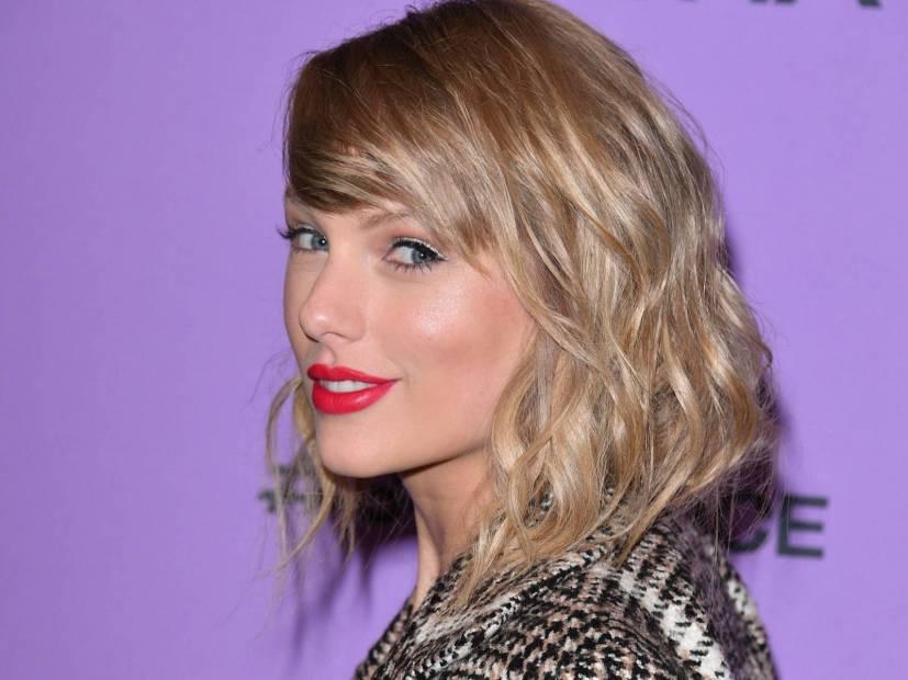 Taylor Swift Uses Kanye West 'Famous' Phone Call Leak To Combat Coronavirus