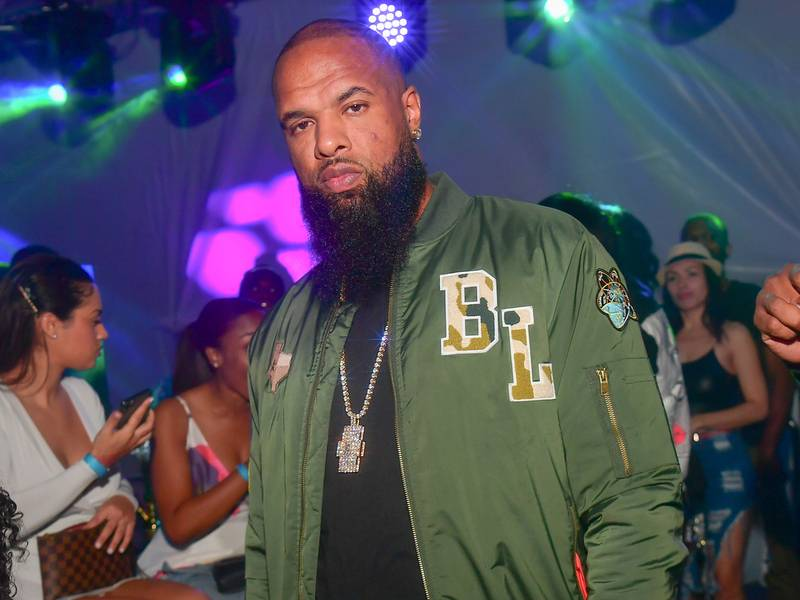 Slim Thug Celebrates 4/20 In An Entirely Different Way