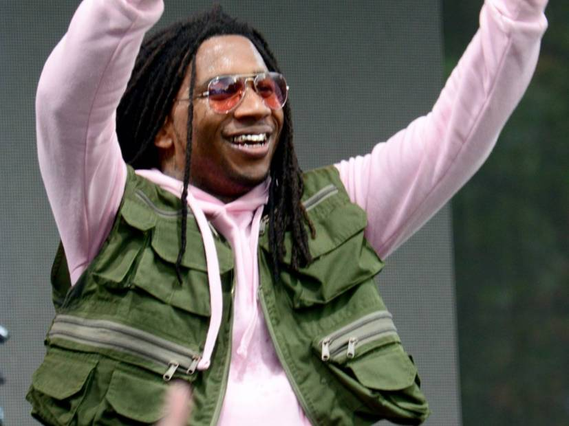 """Lil B Considers the Placement of 'BaseGods Curse"""" On COVID-19"""