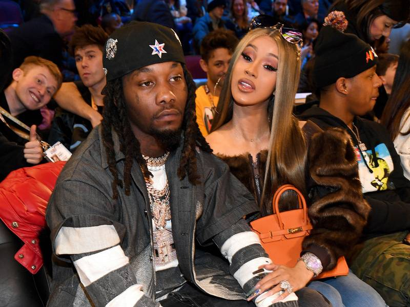 Offset Reacts To Cheating Allegations: 'Don't Bring None Of That Negativity To My Family'