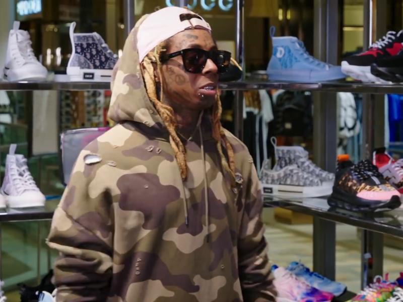 Lil Wayne Has A Favorite Rapper In 2020