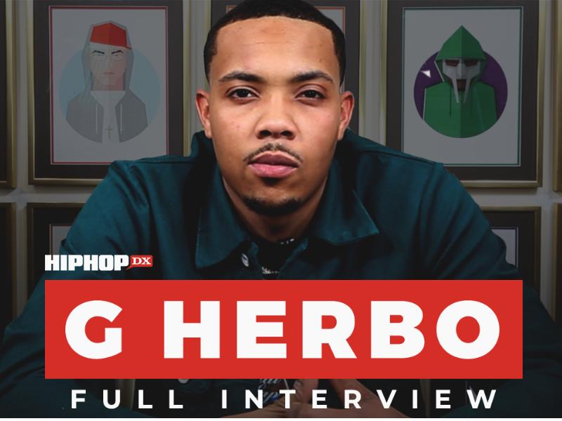 G Herbo Shares Deluxe Edition Of 'PTSD' Album Stream