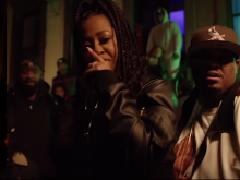 Prayah Taps In With Rapsody & B. Worried For 'How Low The Casket Goes' Video