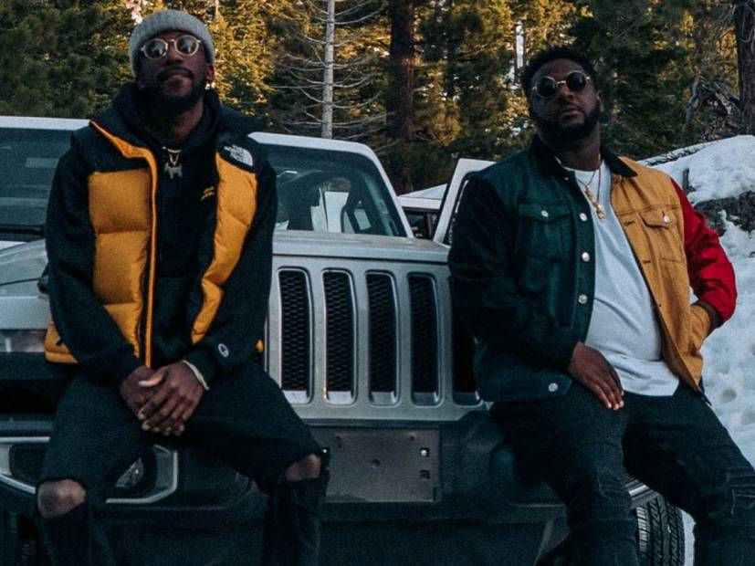 """BrvndonP & Mission of the Company Through Tahoe for """"Seasons"""" Video"""