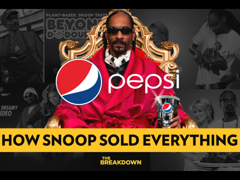 The Breakdown | How Snoop Dogg Sold Everything — Without Selling Out